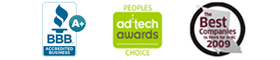 citymax awards from BBB, adtech and BCBusiness Magazine